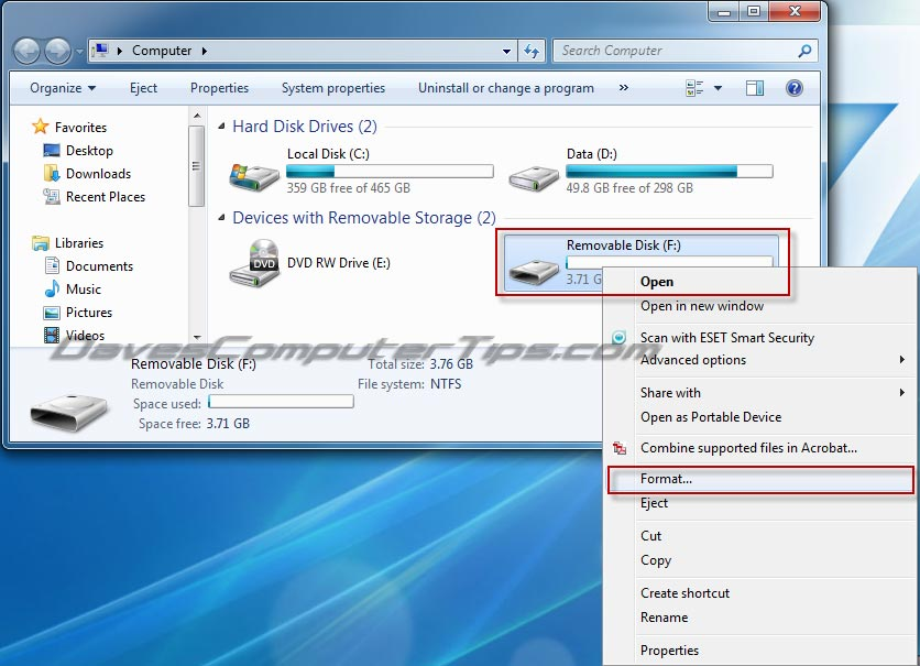 How-to create a bootable Windows 7 USB flash drive