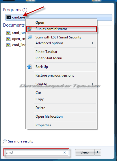 how to open disk drive from cmd