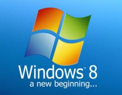 windows 8 - new begginning