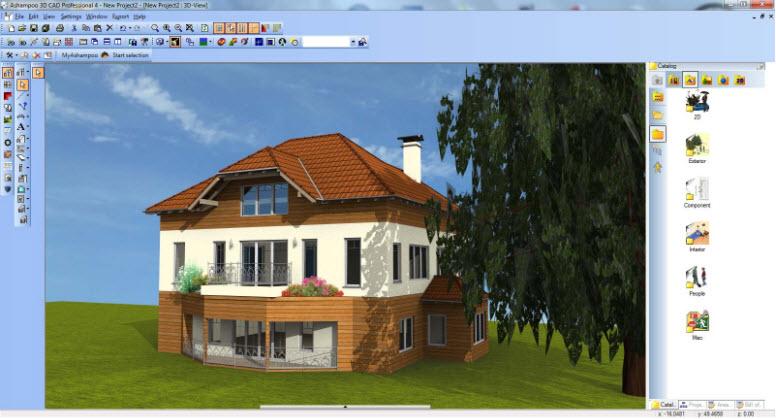 DCT Giveaway Ashampoo 3D CAD Professional 4