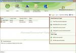 The Windows Home Server 2011 Dashboard: Users tab