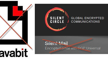 lavabit and silent mail