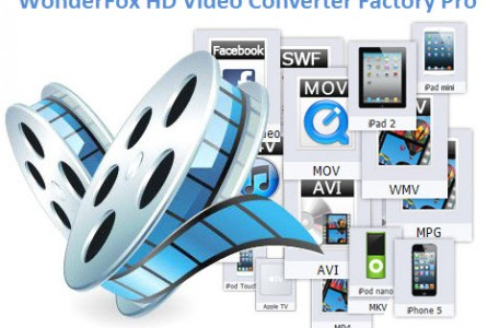 WonderFox HD video converter pro
