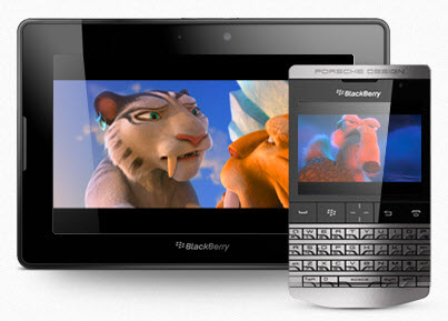 wonderfox blackberry video converter