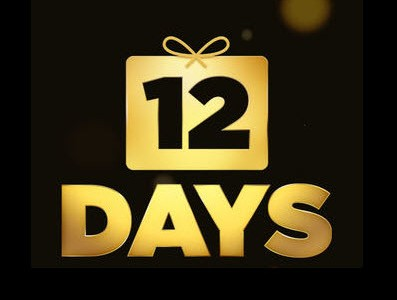 12 days of gifts
