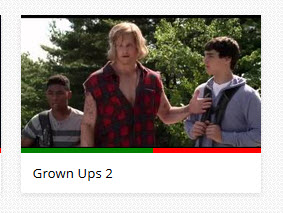 zero dollar movies - grown ups 2