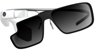 Google Glass - smaller