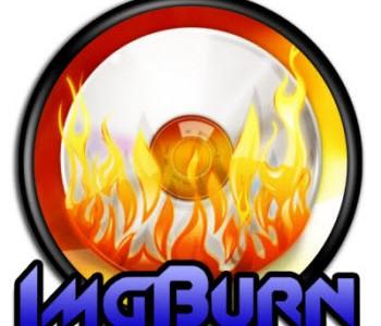 imgburn - logo image
