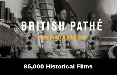 british pathe - logo