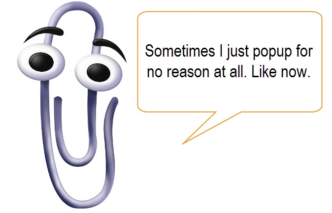 An Ode To Clippy: Why Chatbots Need To Stay In The Early 2000's Until They Mature