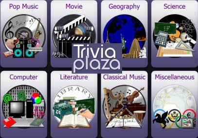 feature - trivial plaza