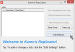 Backup Your Data with Karen's Replicator