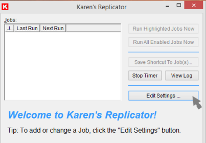 karen's replicator