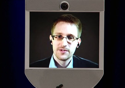 edward snowden - interview