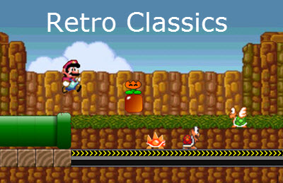 feature - retro games