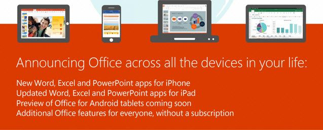 best office app for android tablet 2014