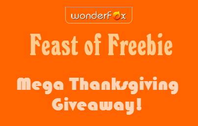 wonderfox - feast of freebies feature
