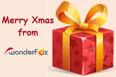 wonderfox - merry xmas