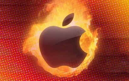 apple-burn-
