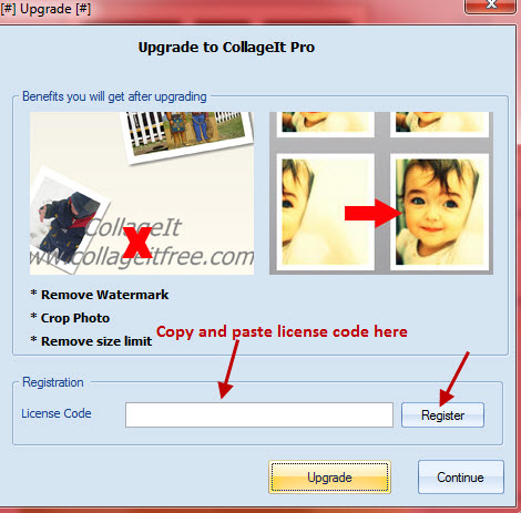 collageit pro license code for windows