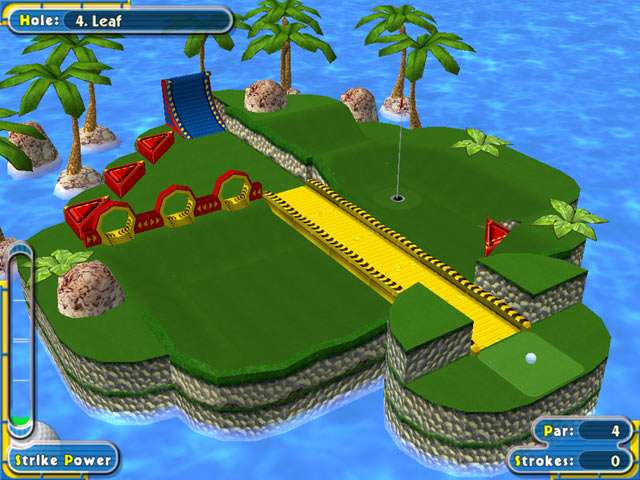 freeware game of the week sunny mini golf pro